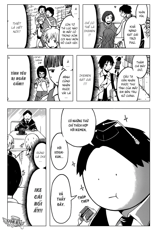 Ansatsu Kyoushitsu chap 90 trang 9