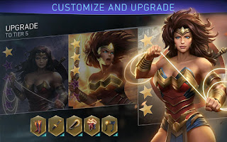 Download Injustice 2 Android MOD APK Full Characters v1.3.0