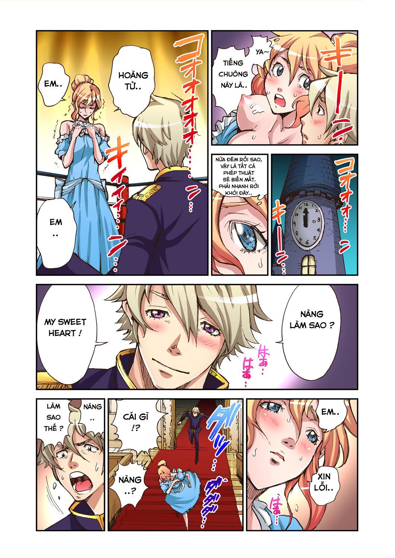 Hình ảnh 19 in Otona No Douwa ~ Cinderella