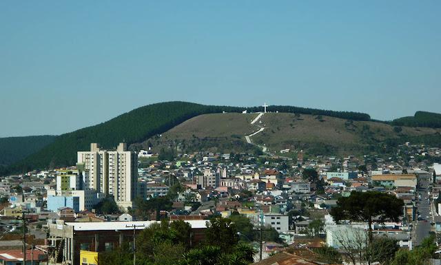 Lages - Morro da Cruz