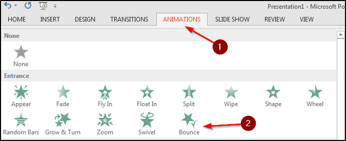 Add animation