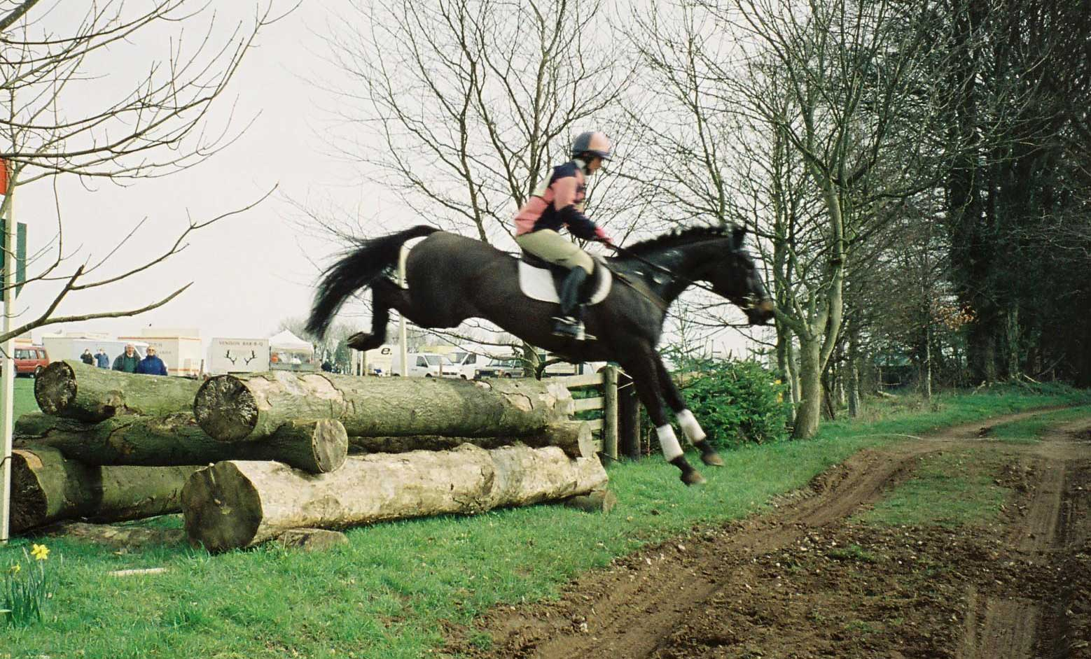 Olympic Equestrian Eventing