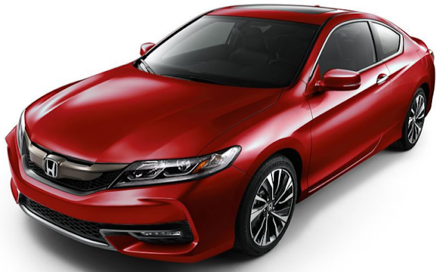 Honda Accord Coupe 2016 Price, Specs and Review