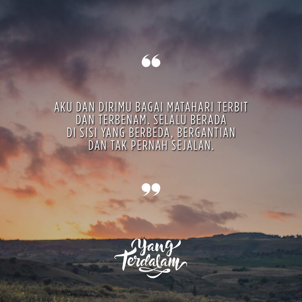 Caption Jowo Romantis Kekinian Nusagates