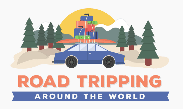 Road Tripping Around The World