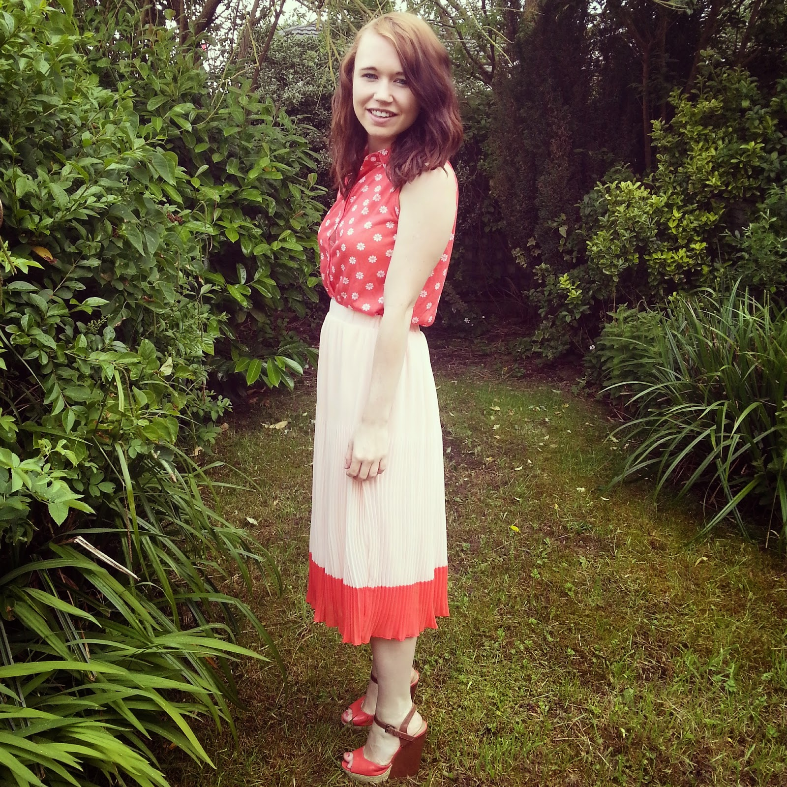 river island midi skirt