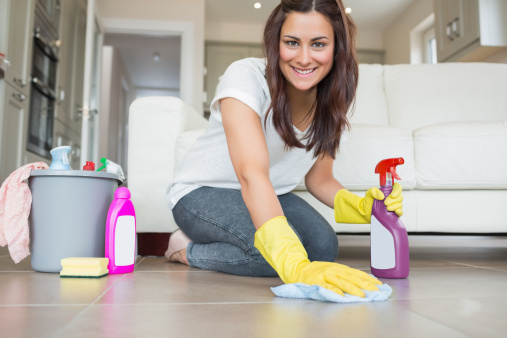 tips meembersihkan rumah bersama keluarga bahagia sejahtera sehat sentosa