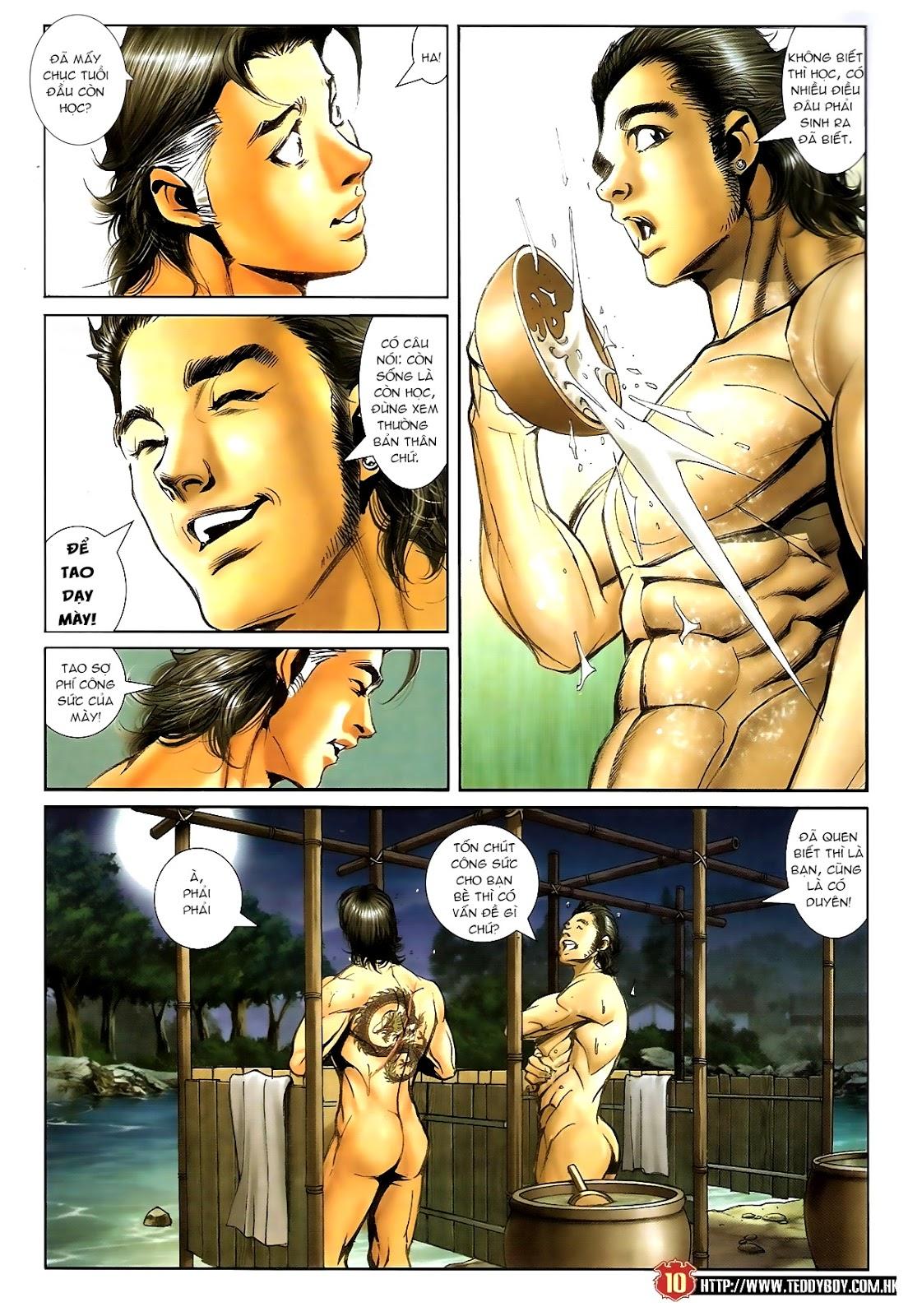 Người Trong Giang Hồ - Chapter 1393: Hạo Nam gây họa - Pic 9