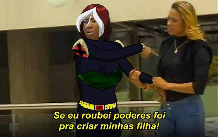 Ines Brasil e outros memes ganham vida no mundo dos X-MEN, é pra rir muito, assista!