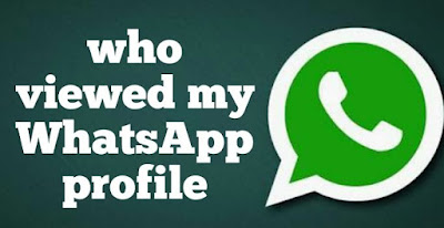 know Who viewed my Whatsapp Profile Picture