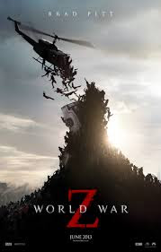 World War Z Poster- 1 | A Constantly Racing Mind