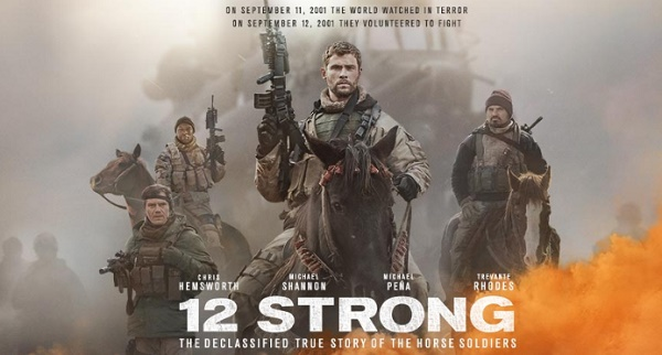 film action thriller terbaru 2018 12 strong