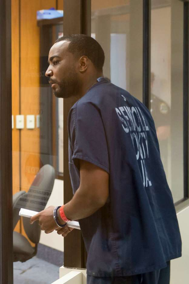Nick Gordon Makes First Court Appearance After Domestic Violence Arrest: