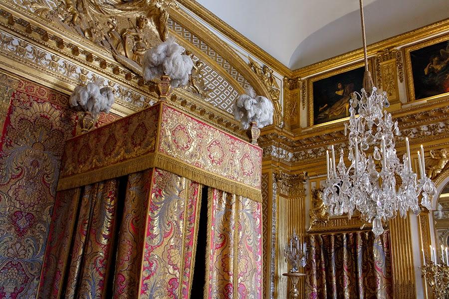Versailles ch teau de versailles chavanitas for La chambre de giovanni
