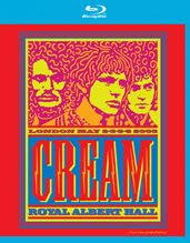 A la venta el Blu-Ray Cream Live At The Royal Albert Hall