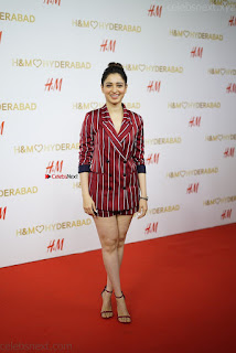 Tamannah Bhatia Exclusive in Red Blazer and Red Shorts Spicy Pics ~  Exclusive 009.JPG