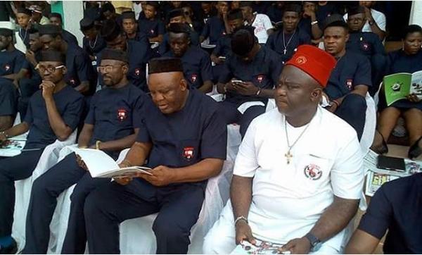 Governor Ugwuanyi rejigs Enugu Rangers Management