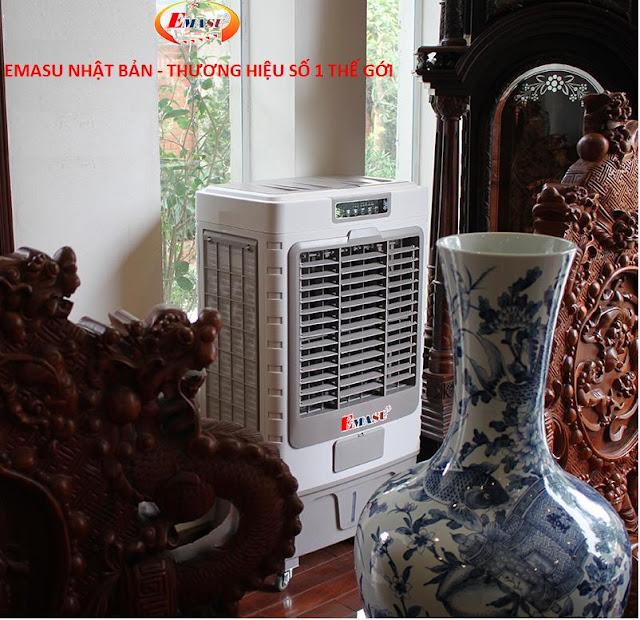Quạt điều hòa Emasu EQ714, Emasu EQ714N có những tính năng gì khác biệt mà lại được người tiêu dùng đánh giá cao đến thế
