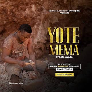 Joel Lwaga – Yote Mema