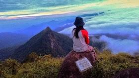 Jelajah Nusantara : 3 Peraturan Wajib Dipatuhi Ketika Mendaki Gunung Halau-Halau 1901 Mdpl HST