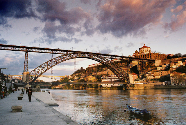 Ponte D. Luís em Porto