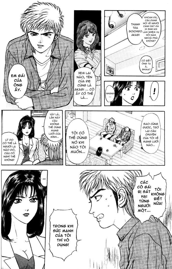 Psychometrer Eiji chapter 31 trang 8