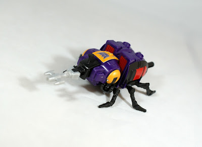 transformers insecticon bombshell