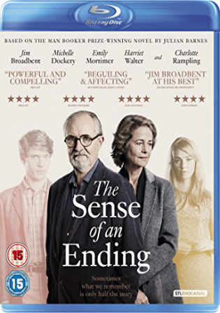 The Sense Of An Ending 2017 BRRip 950MB English 720p ESubs Watch Online Full Movie Download bolly4u