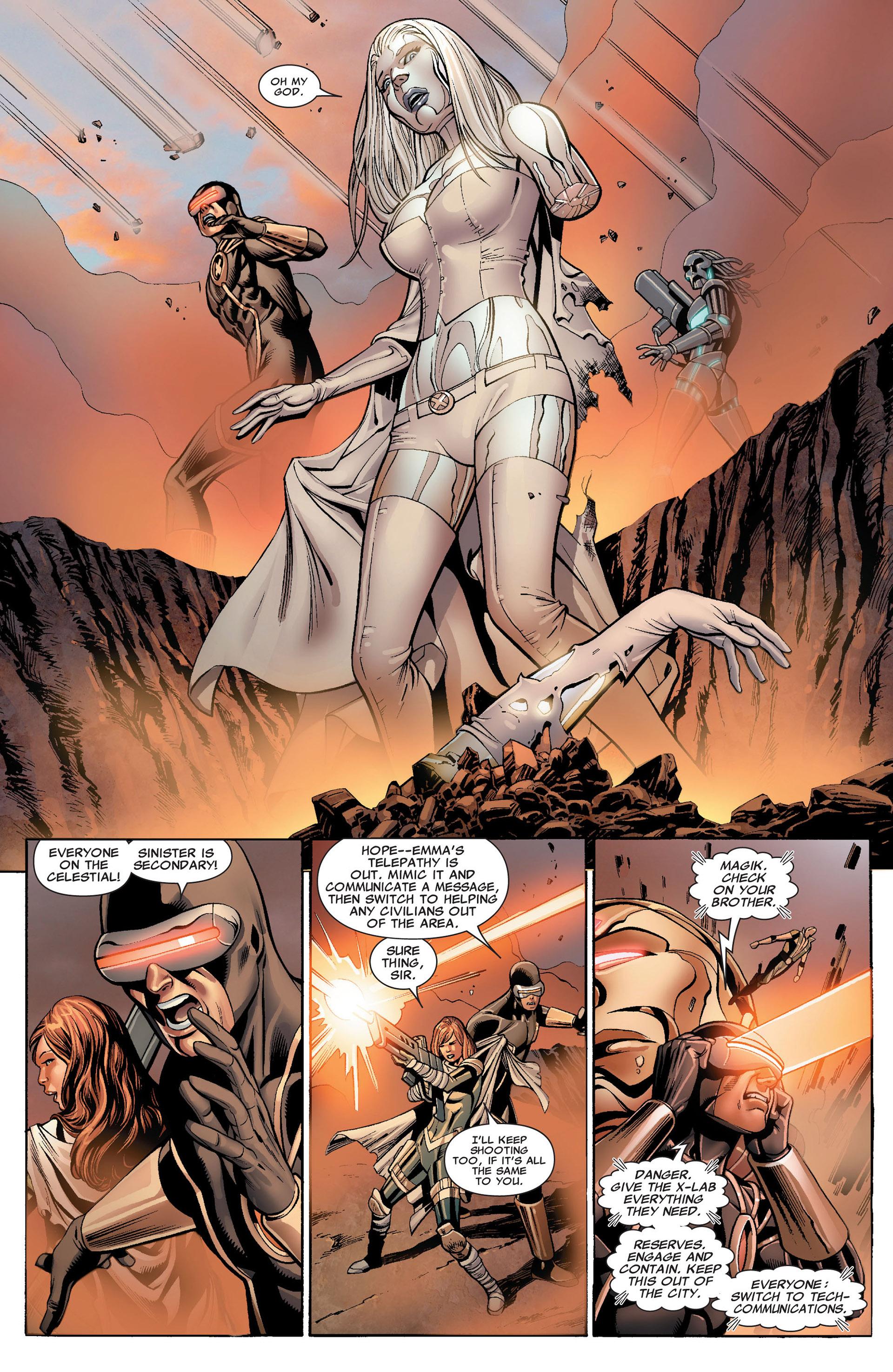 Read online Uncanny X-Men (2012) comic -  Issue #1 - 21