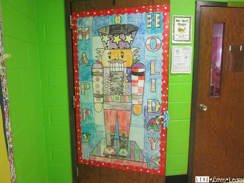 Christmas Activities & Elf in the Classroom