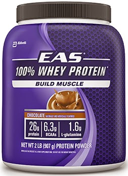 Save $3/1 Any EAS Protein Powder