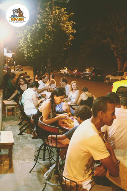 GPA CONVIDA PARA HAPPY HOUR COM MINI PIZZA NA QUINTA 12/01