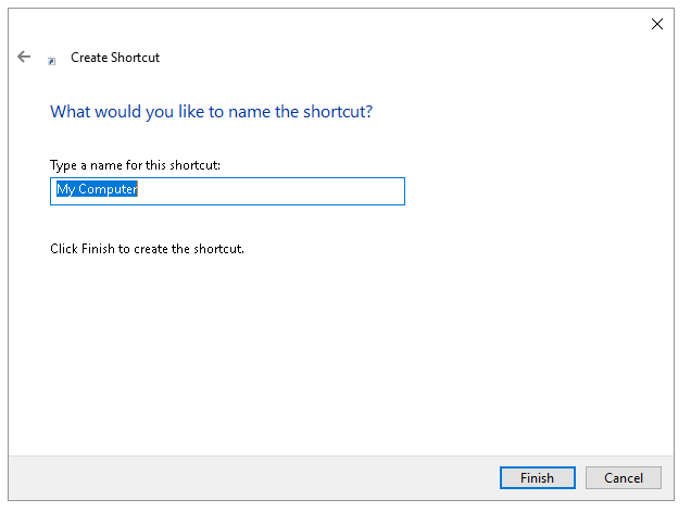 Windows Explorer Default Quick Access