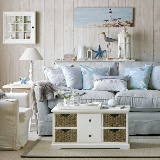 Sala Pequena Com Sofa L ~ Salas pequenas, sofás pequenos ~ Decoração e Ideias  casa e jardim