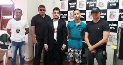 POLÍCIA CIVIL CEARENSE PRENDE PERIGOSO 'HACKER' NA PARAÍBA