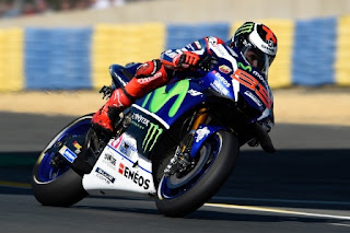 Race MotoGP Mugello 2016: Lorenzo Tuding Rossi dan Vinales Bersekongkol