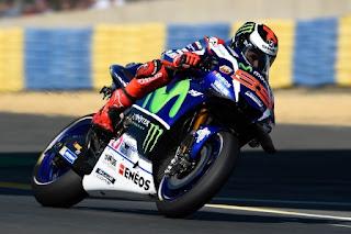 Lorenzo Pole Position MotoGP San Mirano Italia 2016