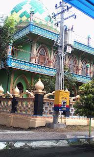 Masjid Gede Al-Arifiyah Mejayan Caruban Madiun