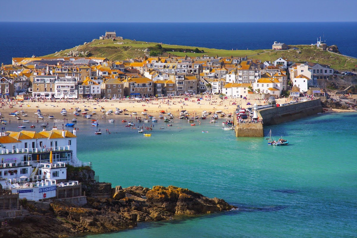 Carbis bay holidays blog luxury self catering in st ives for The ives