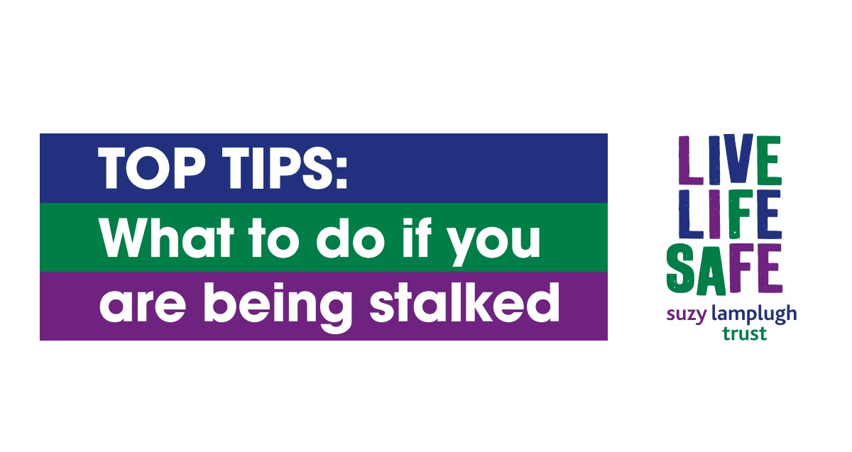 How to tell if you are being stalked