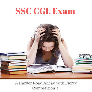 SSC CGL Exam Is tough