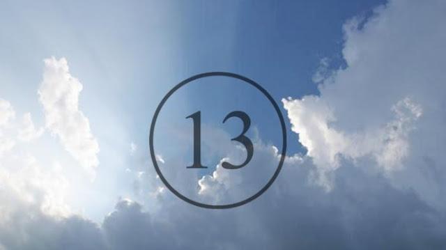 Angka 13 Bukanlah Angka Sial, Tetapi Angka Menunjuk Surga Allah SWT