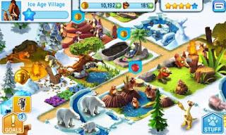 Ice Age Village Mod Apk mod Money