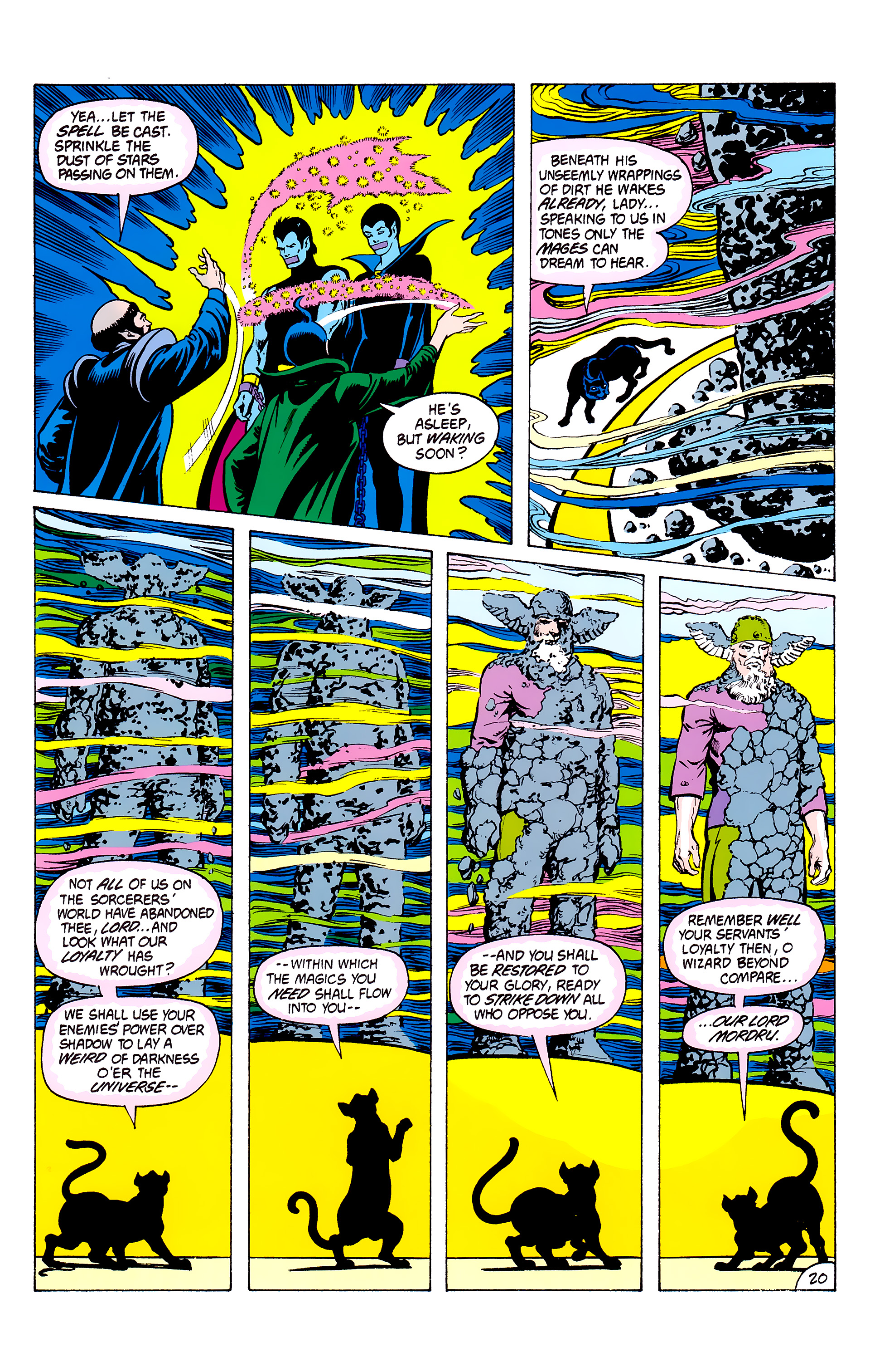 Legion of Super-Heroes (1980) _Annual_3 Page 20