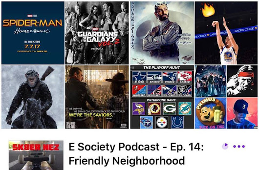 E Society Pod Episode 14 and show notes and links.