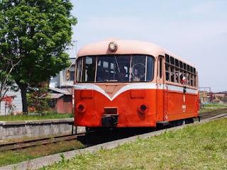 Shichinohe Railbus 七戸町レールバス