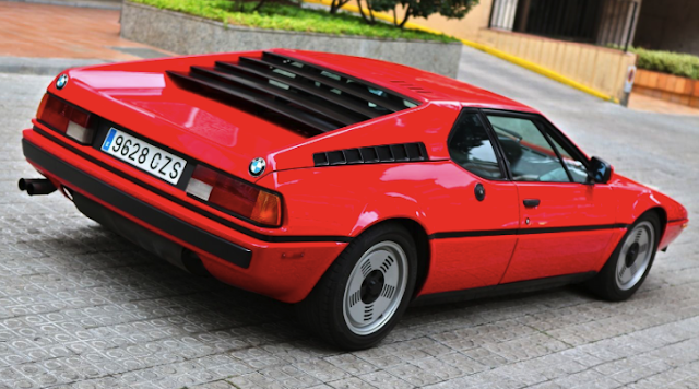 BMW M1 Set New Records At Auction Review