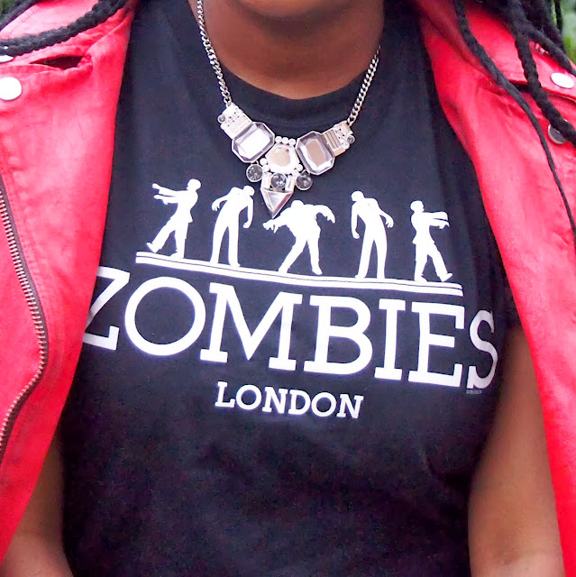 Zombies in London