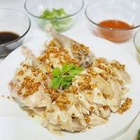Resep & Cara Membuat Ayam Pek Cam Kee / Ayam Rebus