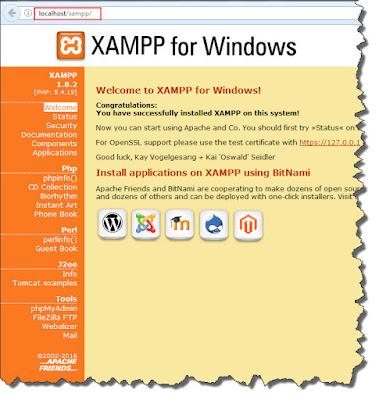 Sebenarnya Untuk mempelajari wordpress atau untuk memodifikasi template wordpress secara m Cara Instal wordpress di komputer local dengan xampp